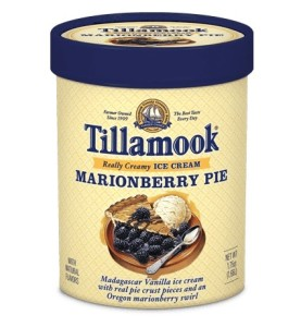 Tillamook Marionberry Pie Ice Cream